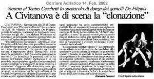 A Civitanova e di scena la clonazione (ital.)