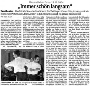 Immer schön langsam (dt.)