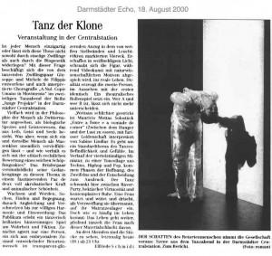Tanz der Klone (dt.)