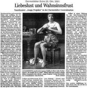 Liebeslust und Wahnsinnsfrust (dt.)