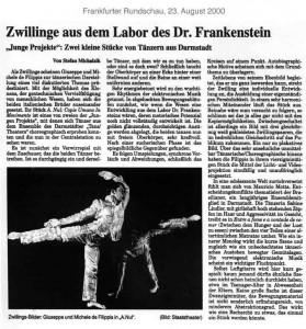 Zwillinge aus dem Labor des Doktor Frankenstein (dt.)