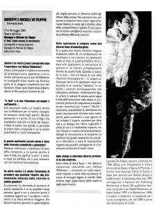 Interview: A.Null: Copie umane in movimento (ital.)